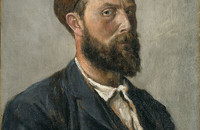 Theodor_Kittelsen_-_Self-Portrait_-_Google_Art_Project